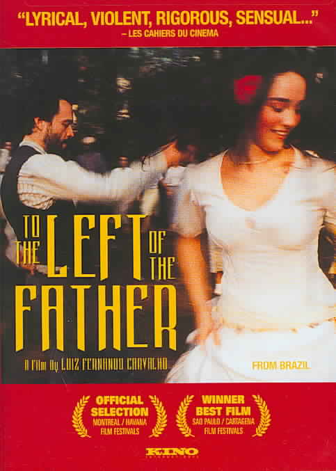 TO THE LEFT OF THE FATHER BY CARVALHO,LUIZ FERNA (DVD)