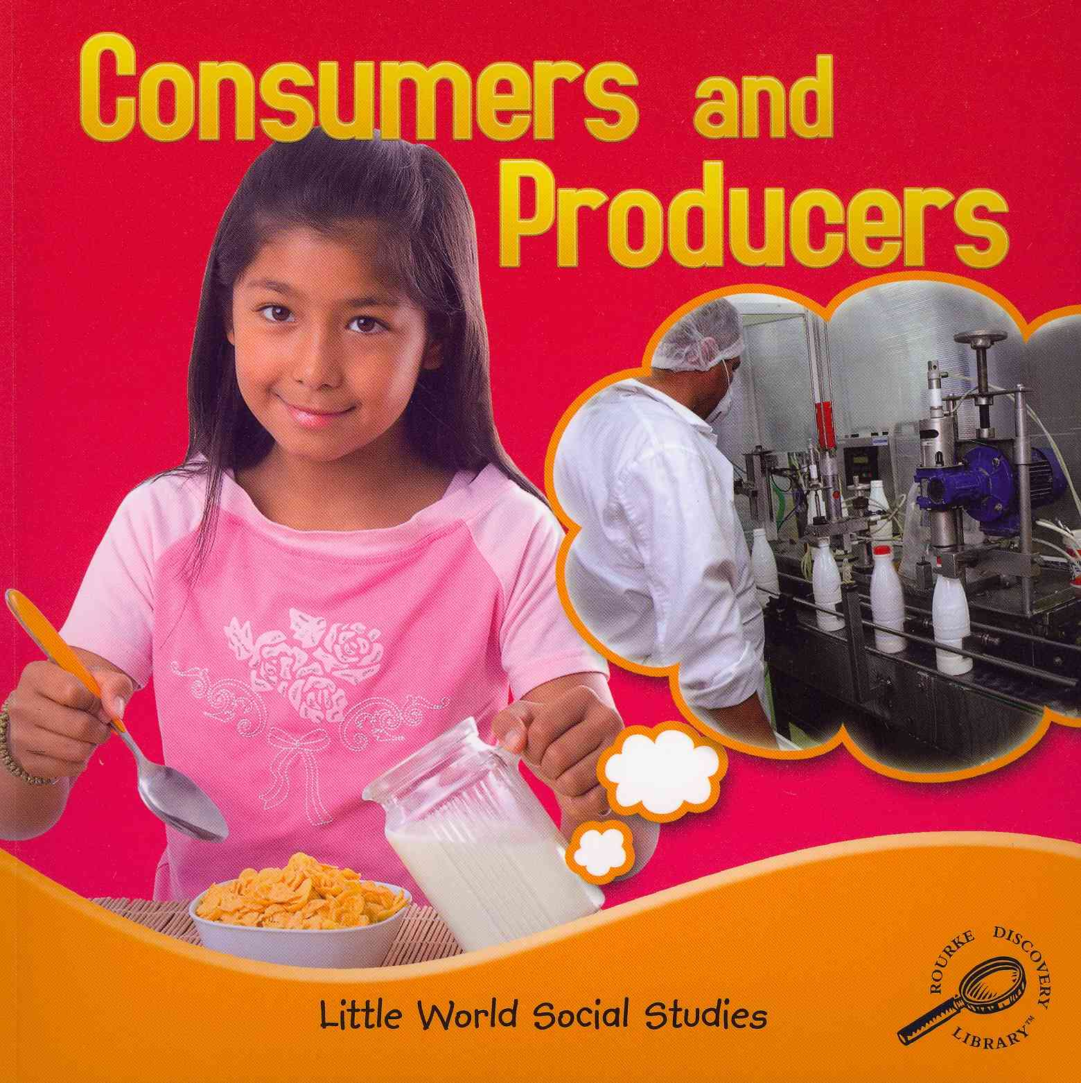 Producers and Consumers By Mitten, Ellen